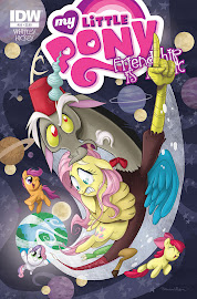 MLP Friendship is Magic #24 Comic