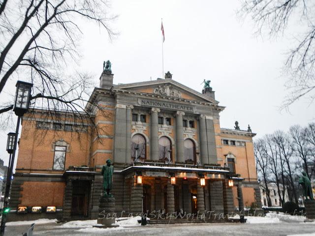 奧斯陸, Oslo, National museum