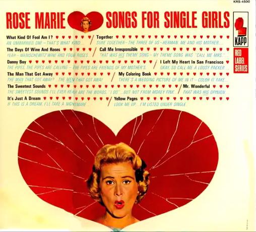 rose marie fucking score