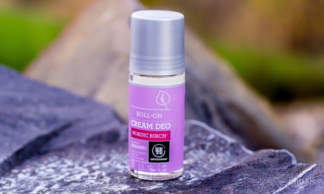 Urtekram deodorant nordic birch