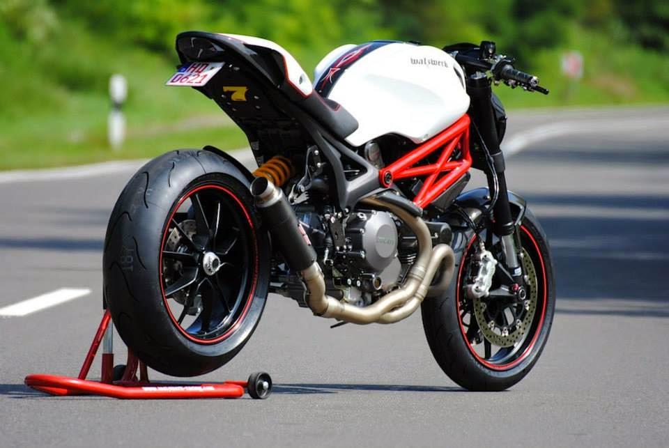Racing Caf U00e8  Ducati Lesmo 1100 By Walzwerk
