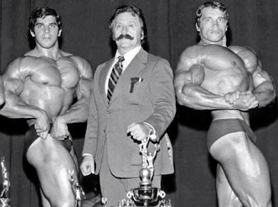 Joe Weider Father of Bodybuilding
