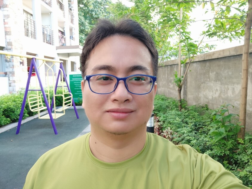 Xiaomi Mi 8 Lite Front Camera Sample - Selfie