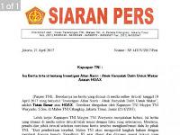 PP Muhammadiyah: Situs Penyebar Hoax Tirto .id dan Misi Jadikan Indonesia Seperti Suriah