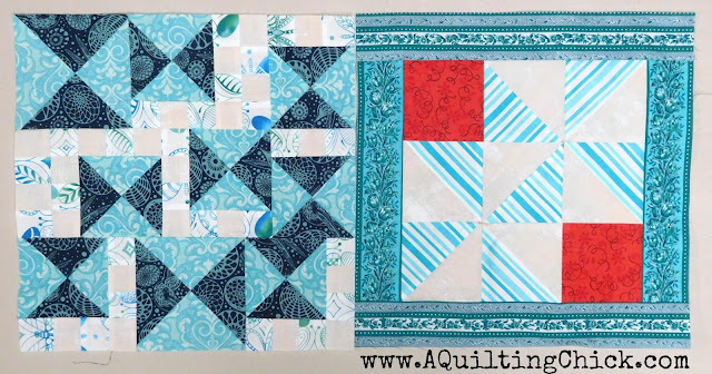 A Quilting Chick - 52 Week's with the Quilter's Planner