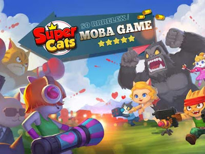 Super Cats Apk for Android Free Download