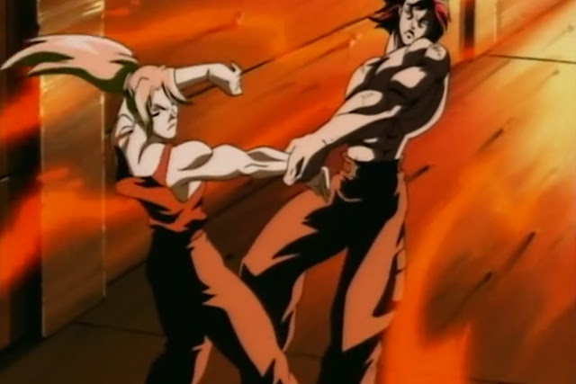 Baki The Grappler Episode 46 Subtitle Indonesia