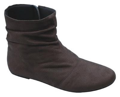 sepatu boots tinggi wanita