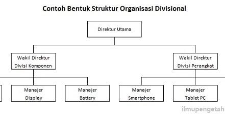 sementara struktur organisasi matrix pada sebuah perusahaan Struktur Organisasi Fungsional