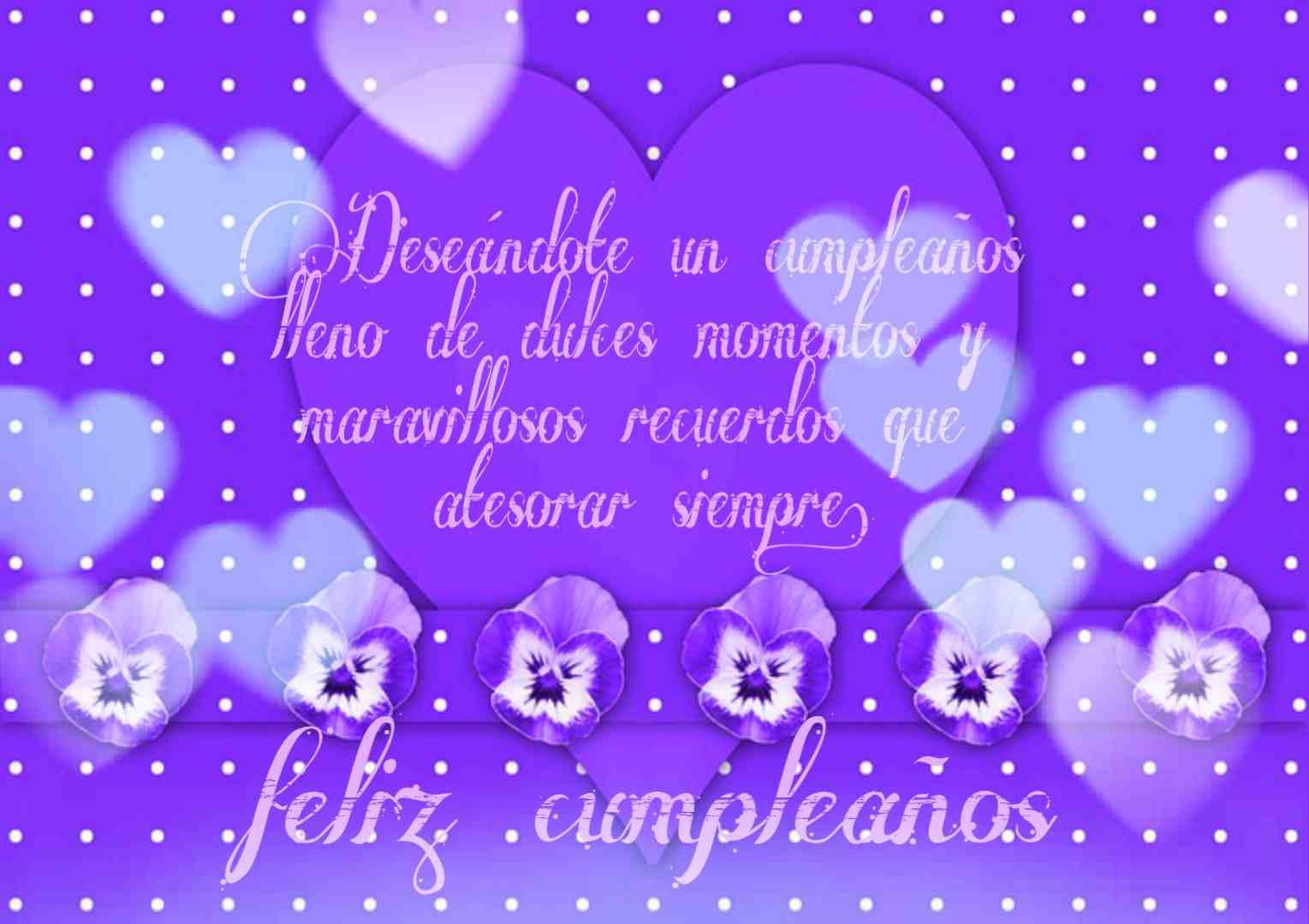 Feliz Cumpleanos Deseos de Feliz Cumpleaños [felicitaciones de cumpleaños]
