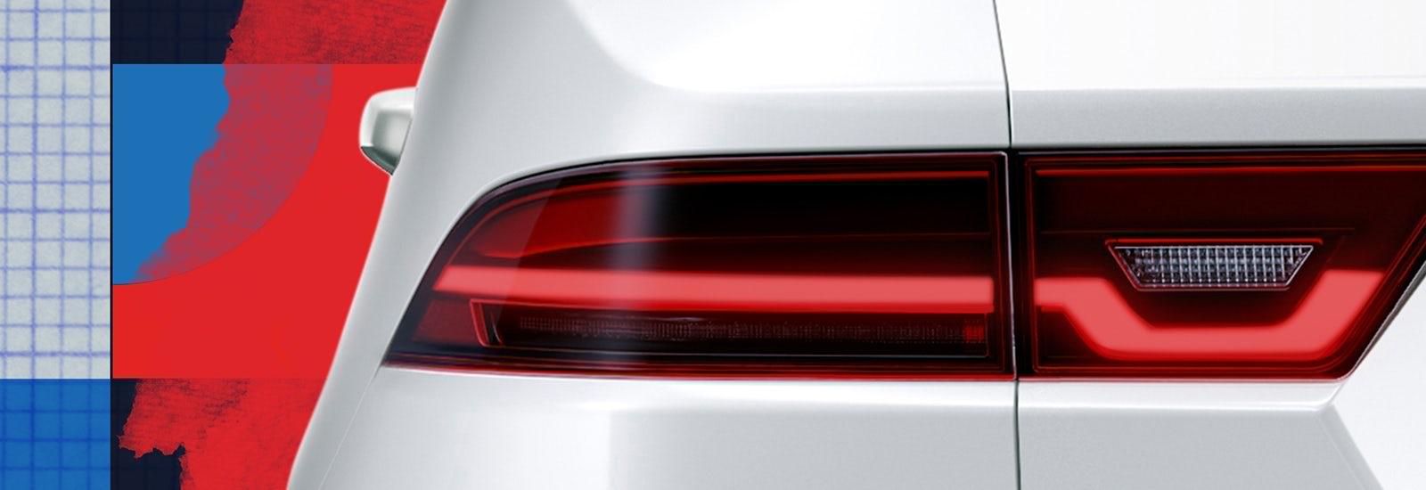 Đèn sau LED Jaguar E-Pace