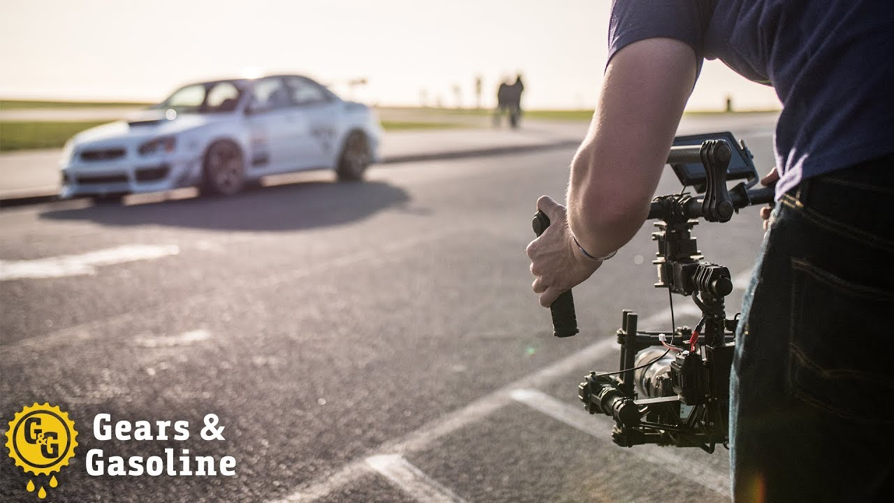 Gears and Gasoline: What Camera Gear They Use