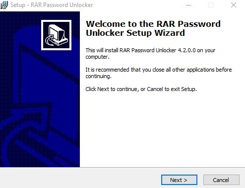 Winrar Password Remover Free Download