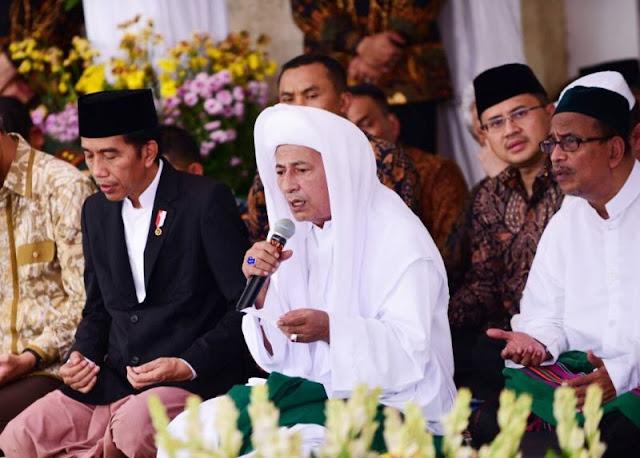 Habib Luthfi, Sosok Ulama Pemersatu Bangsa dan Penjaga NKRI