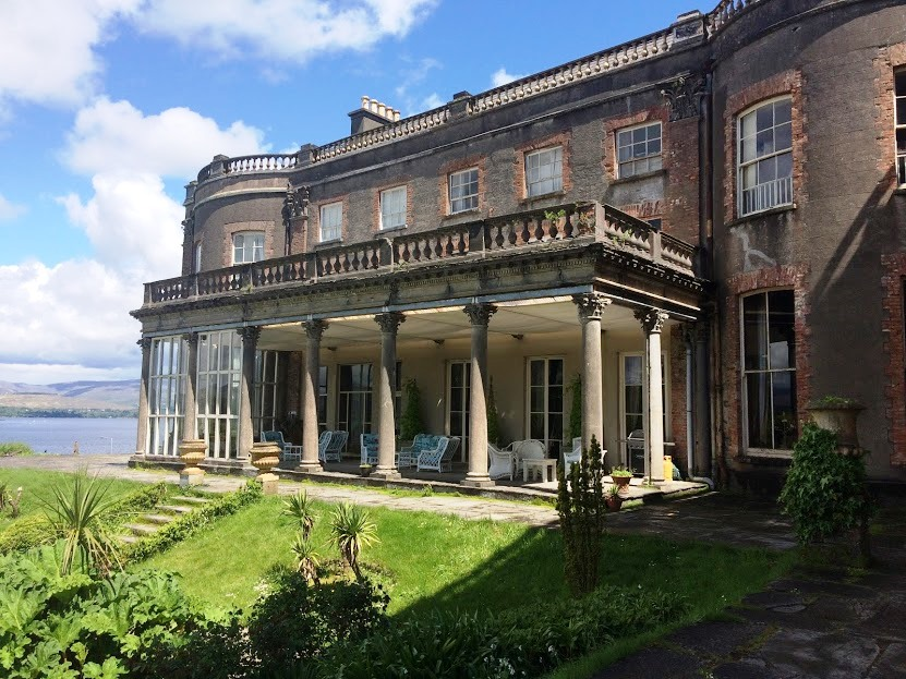 Patrick Comerford Bantry House Has A Story That Spans The