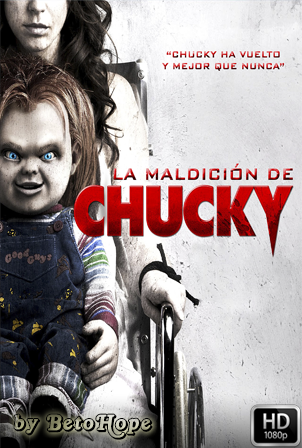 La Maldicion De Chucky [1080p] [Latino-Ingles] [MEGA]