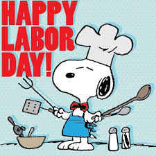 Happy Labor Day Animated