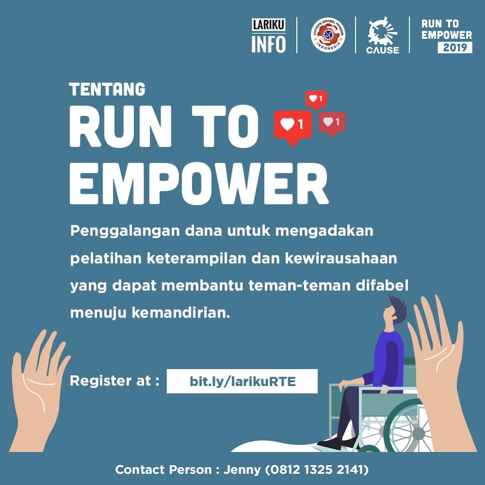 Run to Empower • 2018