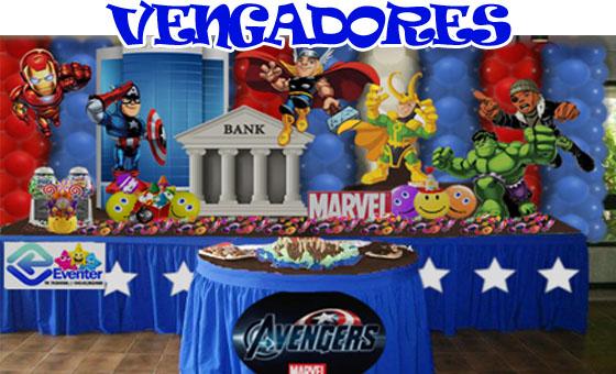 Organizacion de fiestas infantiles decoracion y animacion for Decoracion mesas infantiles
