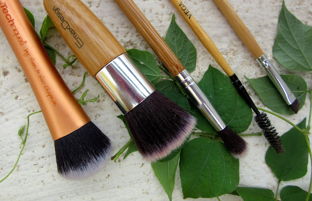 My Everyday Essential Makeup Brushes