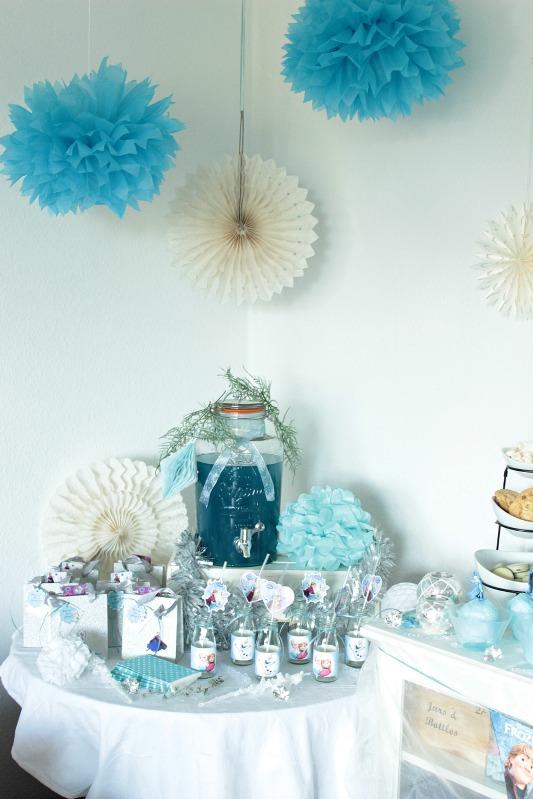 eisk nigin geburtstagsparty frozen birthday party sasibella. Black Bedroom Furniture Sets. Home Design Ideas