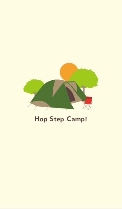 Hop Step Camp!!