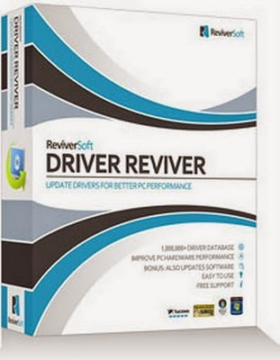 Driver Reviver Portable 英文免安裝版 | 驅動管理