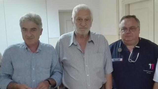 Ένας, Ποντιακής καταγωγής, που επέστρεψε ύστερα από 50 χρόνια στον τόπο του ως ευεργέτης
