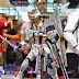 New York Comic Con (NYCC) 2014 GunPla Displays Part 1