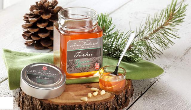 Δοκιμάστε το μέλι πεύκου της Τουρκίας...