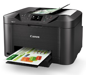 Canon MAXIFY MB5060 Driver Download and Review