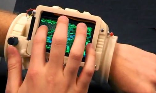 Humboldt Microcontrollers Community: Pip-Boy 3000 ...