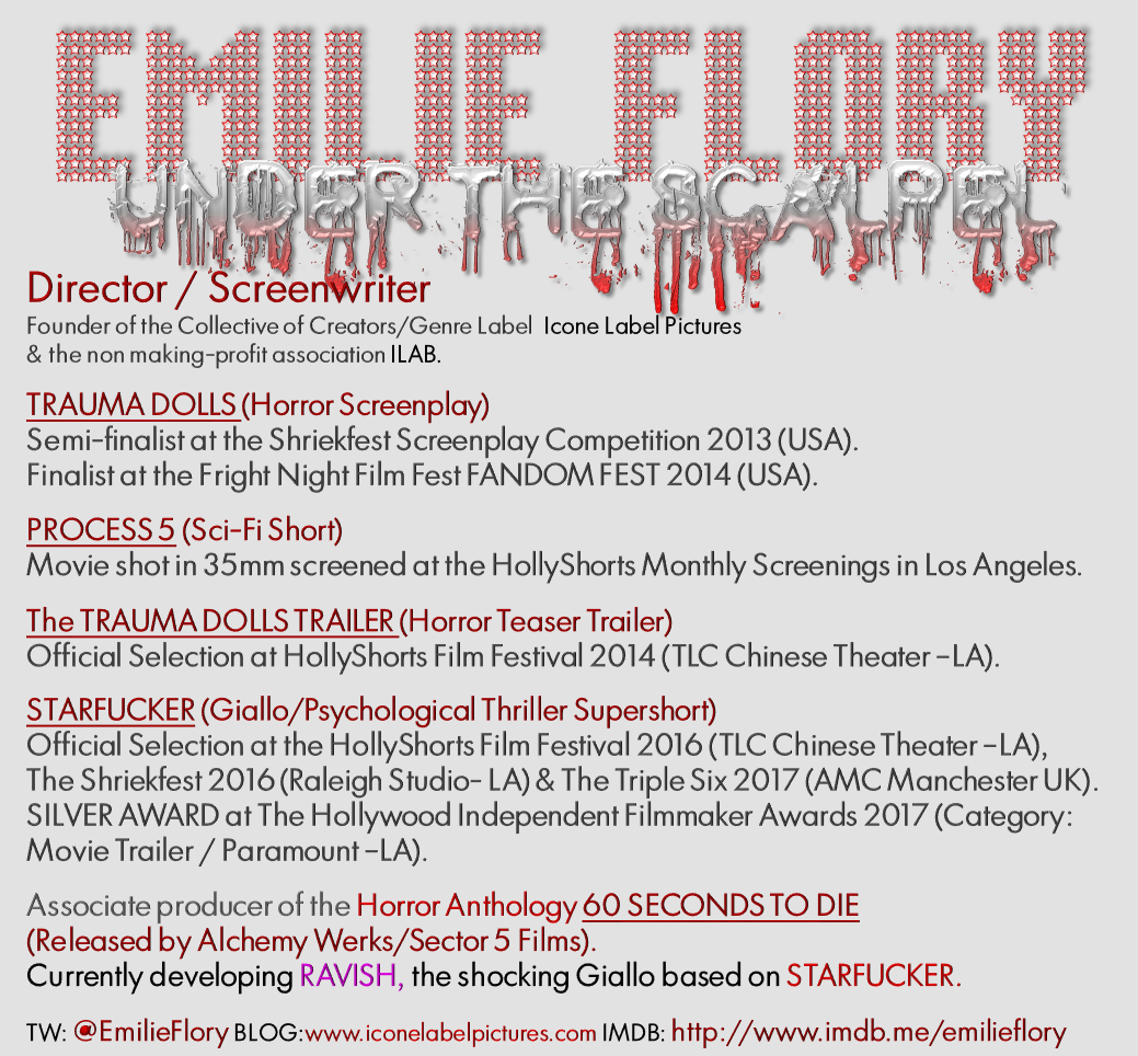 Famous Independent Filmmaker Resume Gallery - Example Resume and ...