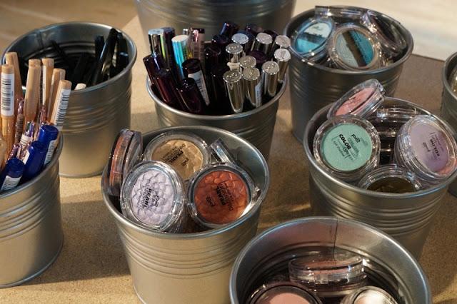 p2 cosmetics Bloggerevent