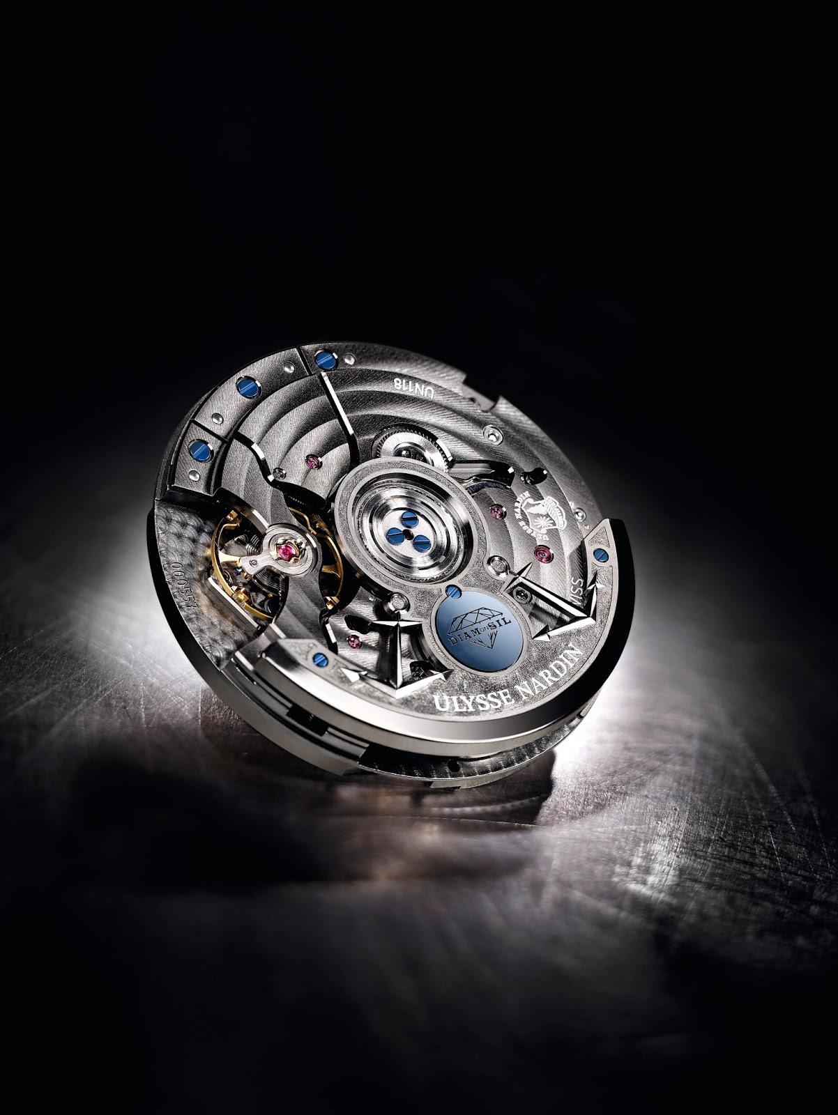 Marine Chronometer de Ulysse Nardin7