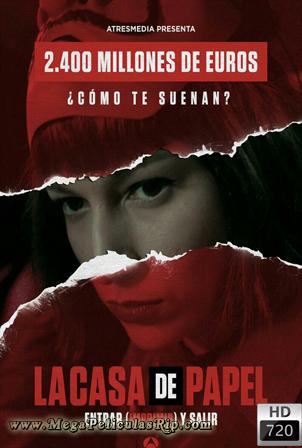 La Casa De Papel Temporada 1 [720p] [Castellano] [MEGA]