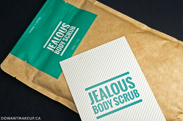 Jealous Body Scrub review