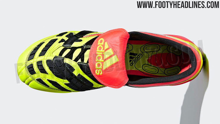 f81d772f254c Electricity  Adidas Predator Accelerator Remake Boots Released ...