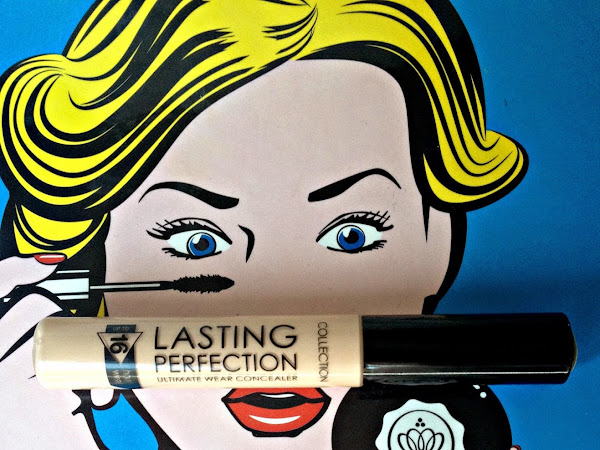The DOES WONDERS concealer - Collection 2000