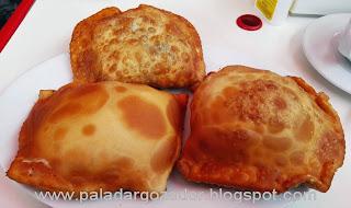 Las Deliciosas empanadas fritas