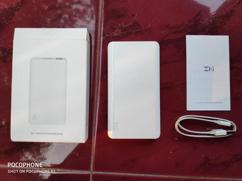 Paket Pembelian ZMI PowerPack QB810 10000mAh