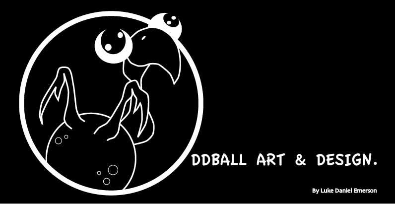 Oddball Art & Design by Luke Daniel Emerson: CAD Models