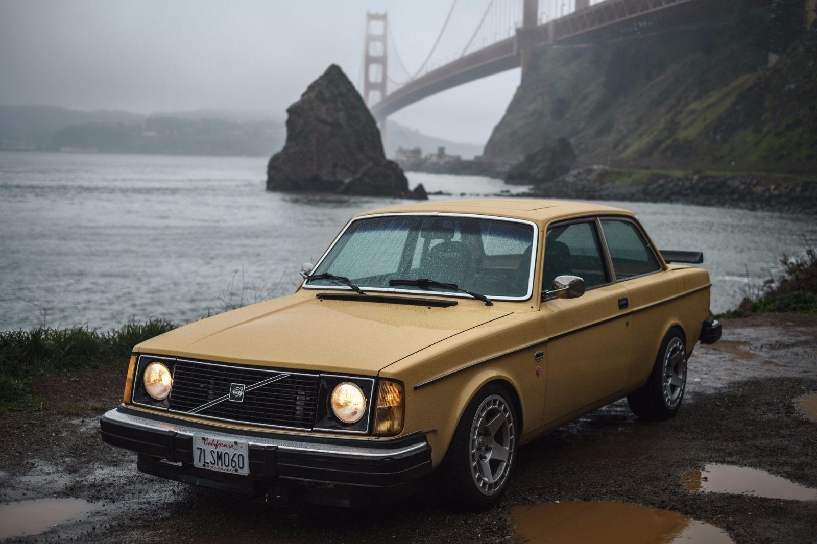 Daily Turismo: Get A Grupp (A): 1979 Volvo 242 DL