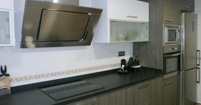 Una reforma muy habitual unir la cocina y el lavadero for Unir cocina y lavadero