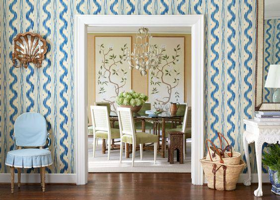 Friday favorites toile de nantes petite haus - Interior design school nashville ...