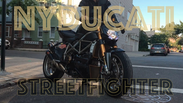 NYDUCATI: Tigh Loughhead's NYC Ducati Travelogue