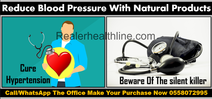 Natural Cure For Hypertension (BP) : Reduce Blood Pressure