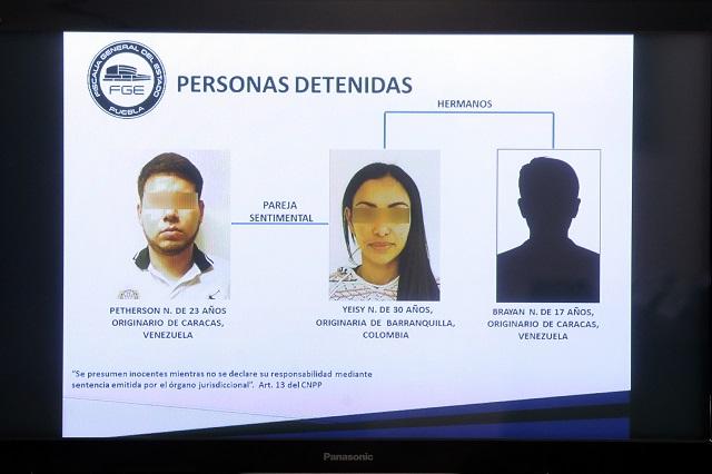 Caen roba relojes; los relacionan con homicidio de Arturo Castagné