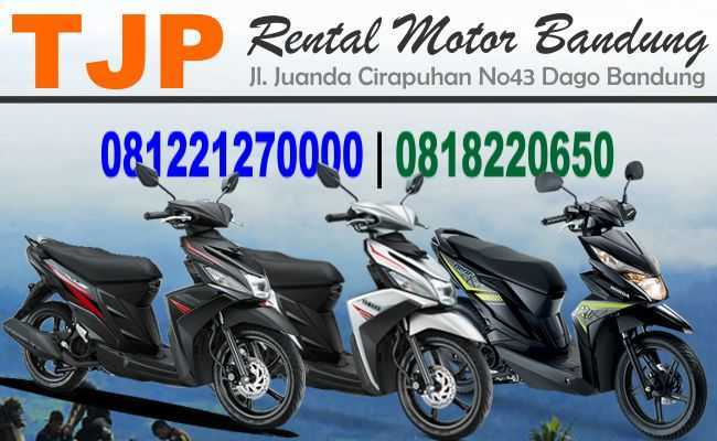 Sewa Rental motor dekat Hotel Patra Jasa