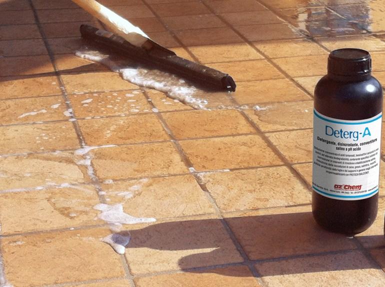 Protech Balcony il prodotto che elimina le Infiltrazioni d\'acqua nel ...